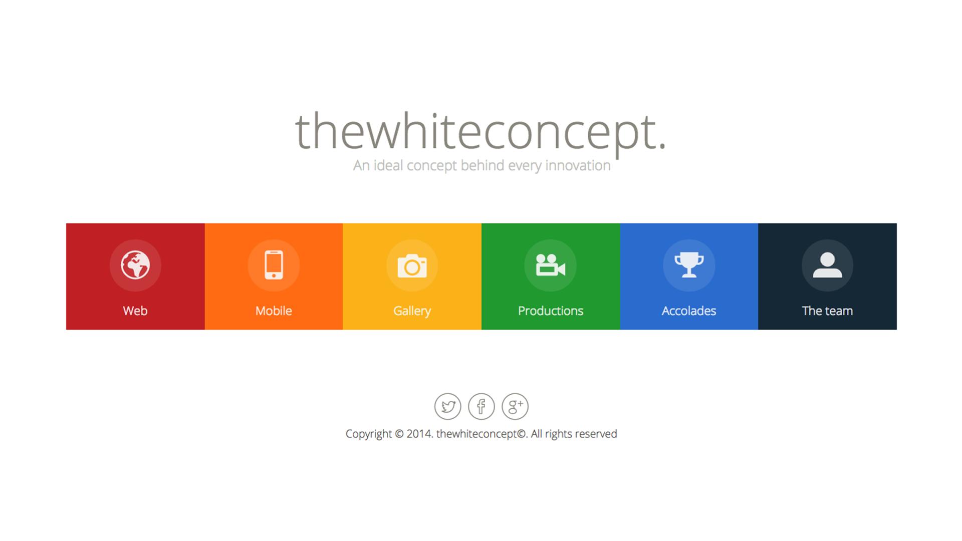thewhiteconcept